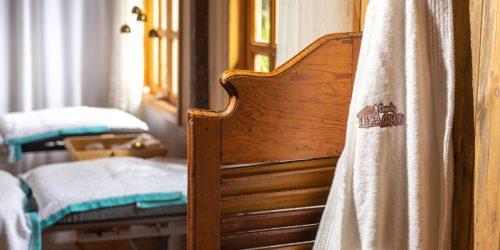 Sala de masajes -